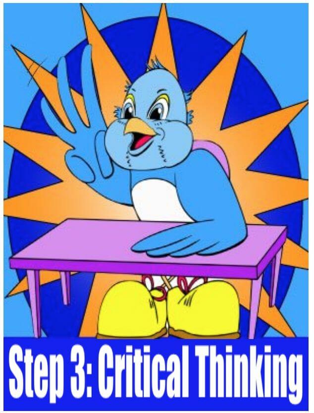 Whole Brain Teaching Step 3 Writing