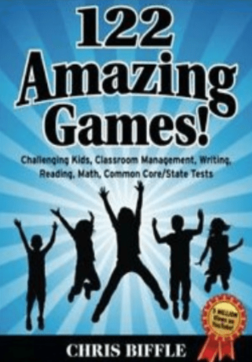 Book cover for 122 Amazing Games!