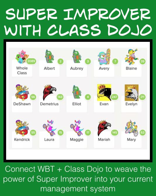 WBT + Class Dojo