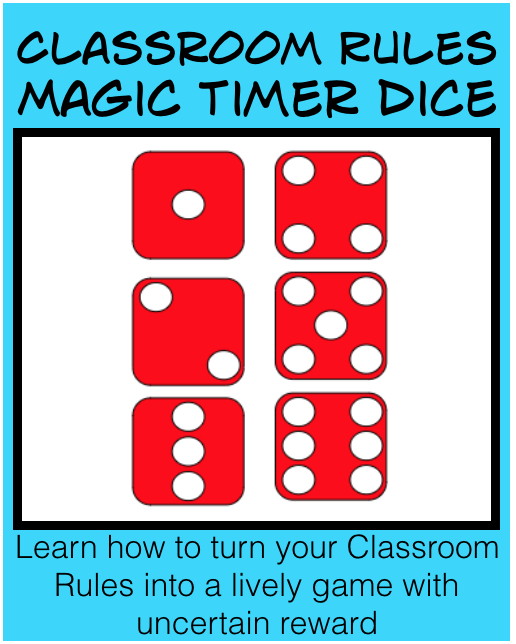 Magic Timer Dice