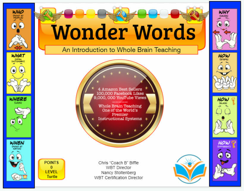 wonder words image