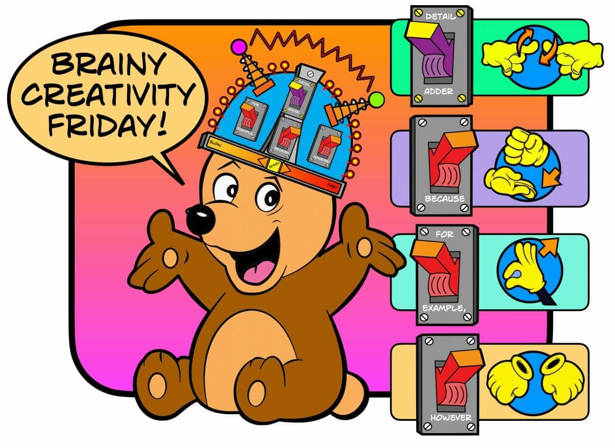 Brainy Creativity Friday 2